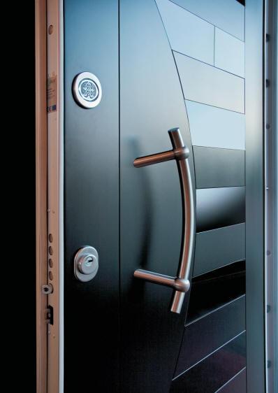 Venta e instalaci n de puertas blindadas de seguridad - Puertas blindadas a medida ...